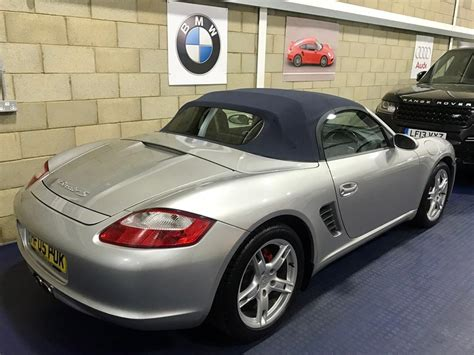 auto repair manual online 2005 porsche boxster head up display used 2005 porsche boxster 3 2 987 s convertible 2dr petrol manual 248 g km 280 bhp for sale