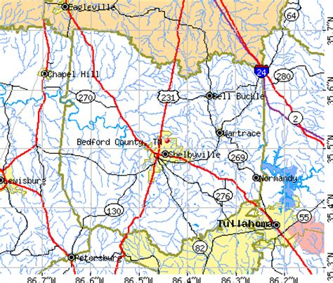 Bedford County Property Records Bedford County Tennessee Detailed Profile Houses Real Estate Cost Of Living