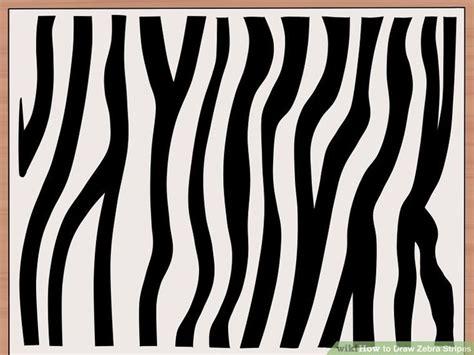 Drawing Zebra Stripes by Best 25 Zebra Craft Ideas On Letter Z Crafts