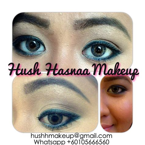 Makeup Kahwin hush hasnaa makeup kahwin mall wedding directory 100
