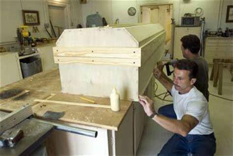 woodwork build  casket  plans
