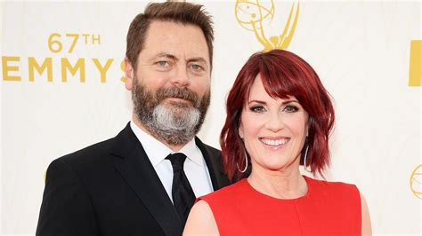 nick offerman news nick offerman reveals the secret to his happy marriage to