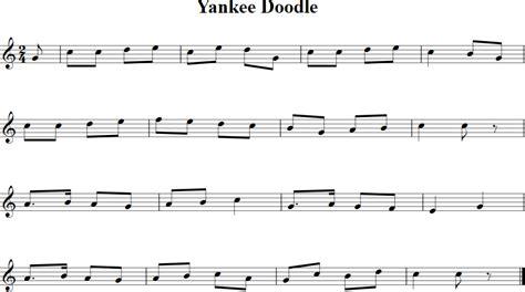 yankee doodle free yankee doodle free violin sheet
