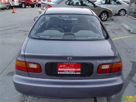 1995 honda civic colors 1995 horizon grey metallic honda civic dx coupe 3272363
