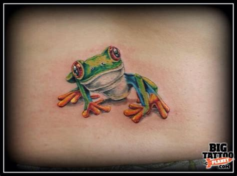 cartoon frog tattoo designs 44 best realistic 3d frog ideas images on