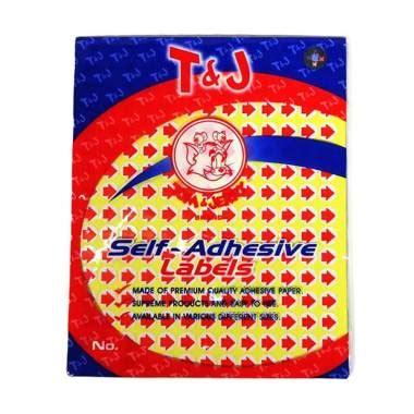 Sticker Label Tom Jerry T J 109 jual tom jerry label no 112 daftar harga tom jerry label