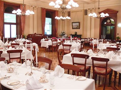 Strangers Dining Room House Of Commons by High Tea Queensland Parliament