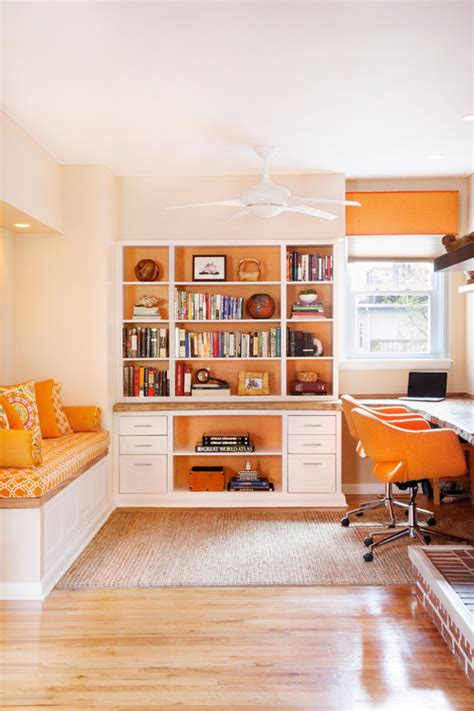 Best Worst Colors For Your Office by Best Color For Concentration And Productivity Is Orange