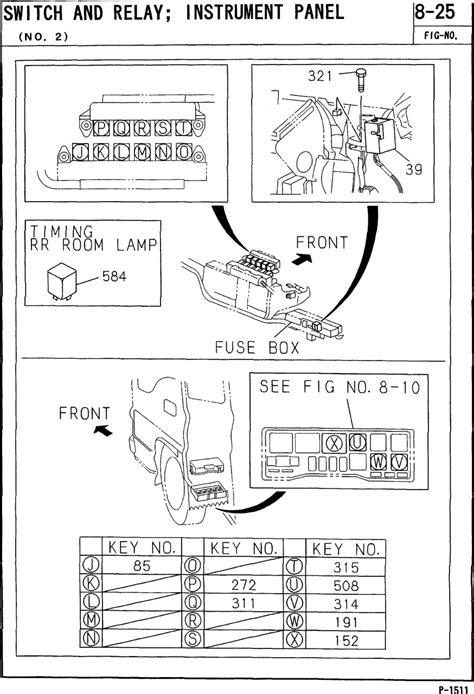1974 Isuzu Truck Fuse Block Diagram | Wiring Library