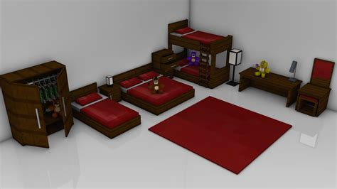 minecraft imac rig cinema 4d anz creations minecraft bedroom pack rig cinema 4d youtube