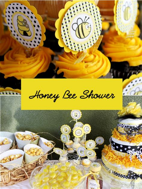 Honey Bee Baby Shower by Cakes On Princess Cakes Cake And Birthday Cakes