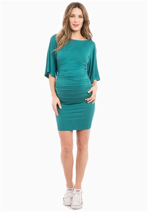 Nyla Dress 1 maternity dress nyla uni