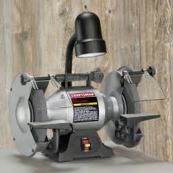 craftsman bench grinder craftsman or15055 8 in bench grinder sears outlet