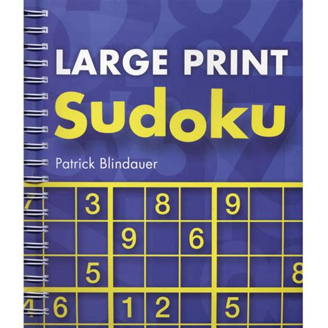 sudoku puzzle book large print for adults including easy medium expert books large print sudoku puzzle book large print books maxiaids