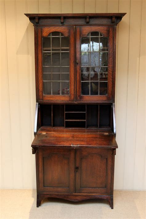 Antique Bookcase by Oak Bureau Bookcase Antiques Atlas