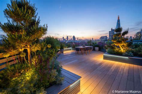 roof garden designs london garden club london