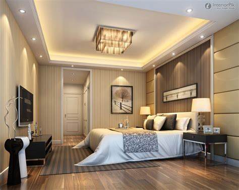 modern master bedroom design ideas  luxury lamps white