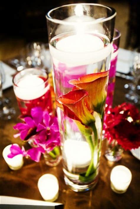 submerged flower centerpiece 350 215 523 the wedding