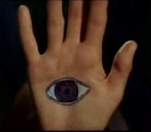 tattoo of eye in palm of hand illuminati eye tattoo images designs