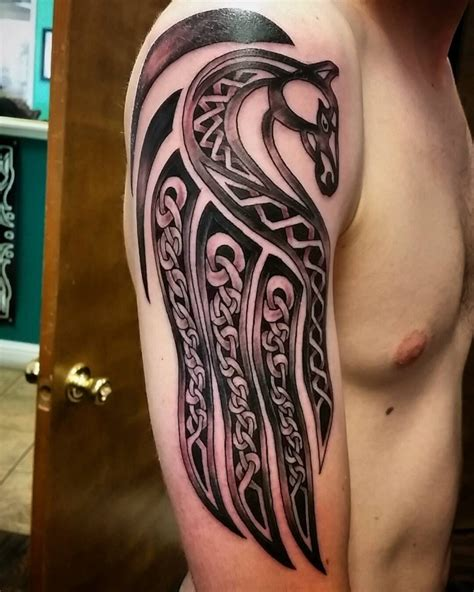 celtic quarter sleeve tattoo designs 21 half sleeve tattoos ideas design trends premium