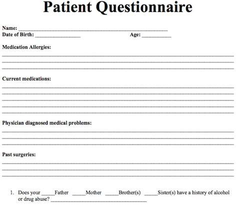Patient Questionnaire Free Counseling Note Templates Pinterest Notes Template Counseling Youth Ministry Survey Template