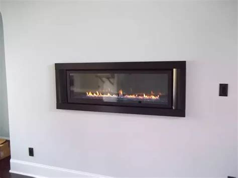 Tv Fireplace Height by What Is The Recommended Height From The Floor To Mount A