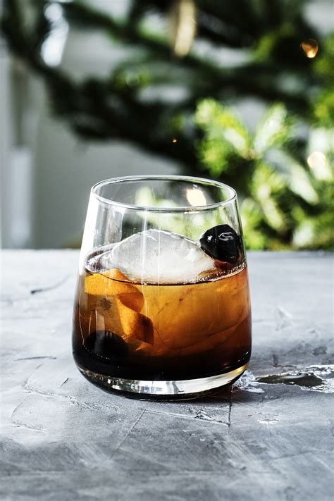 spiced old fashioned modern wifestyle
