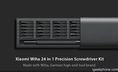 Original Xiaomi Mijia Wiha 24 In 1 Multi Purpose Precision Screwdriver xiaomi mijia wiha 24 in 1 multi purpose precision screwdriver 3 thing for try this price just