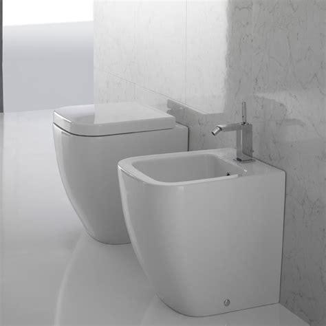vaso da bagno globo sanitari vaso filo parete 54 36
