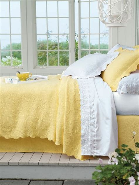 yellow matelasse coverlet 17 best ideas about yellow bedding on pinterest mustard