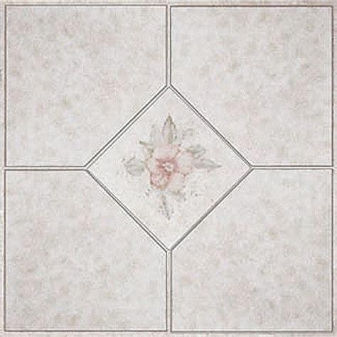 beige vinyl floor tiles  pcs  adhesive flooring actual    ebay