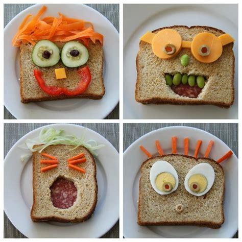 kids lunch decoration image recetas de s 225 ndwiches pequerecetas