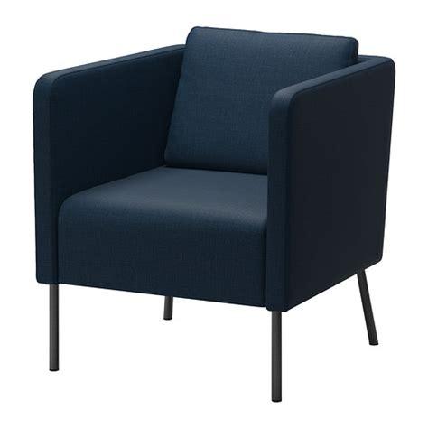eker 214 armchair skiftebo blue ikea