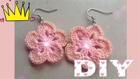 tutorial fiori all uncinetto fiori all uncinetto tutorial how to flower crochet