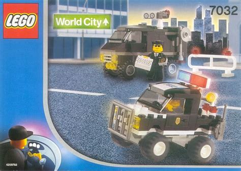 Special Lego World City 7032 4wd And Undercover world city and rescue brickset lego set guide