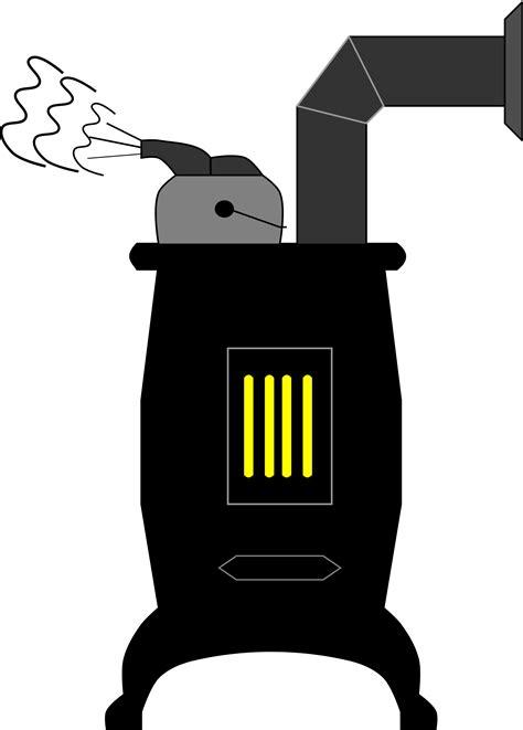 cartoon kachel wood stove furnace clip art cliparts