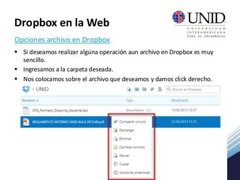dropbox là gì dropbox curso