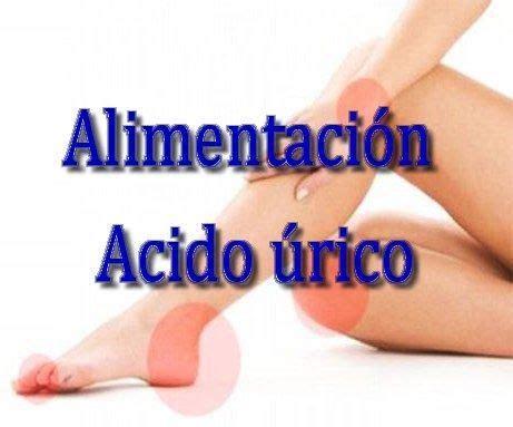 alimentos prohibidos  permitidos  el acido urico elevado salud red facilisimo pinterest