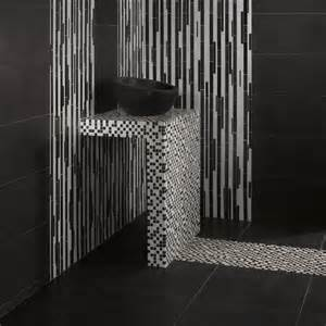 Attrayant Frise Mosaique Salle De Bain #9: Carrelage-mosaique-noir-et-blanc__1.jpg