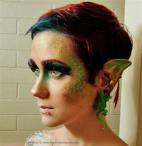 tutorial makeup elf fantasy elf makeup tutorial mugeek vidalondon