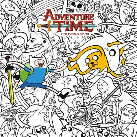 adventure time coloring book adventure time coloring book 1 sc issue