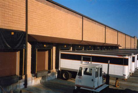 loading dock awnings loading dock shelters in nj loading dock canopy