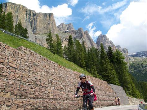 sella it doreen cycles passo sella and passo pordoi