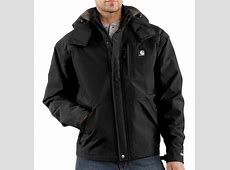 Carhartt Insulated Waterproof Breathable Jacket, J175 ... J175