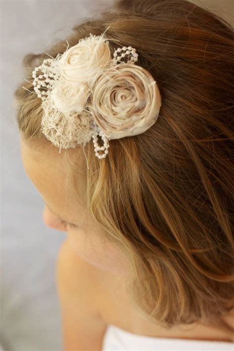 Vintage Inspired Wedding Hair Pieces by Best 25 Flower Hair Pieces Ideas On Hair