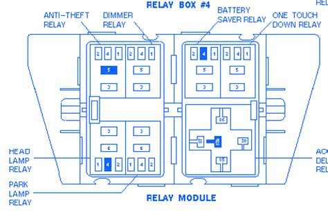 ford explorer xlt  fuse boxblock circuit breaker diagram carfusebox