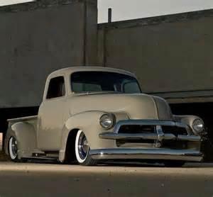54 chevy truck antique trucks