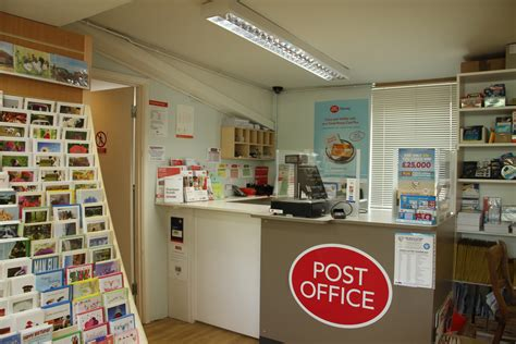 Office Shop Post Office Motcombe Community Shop