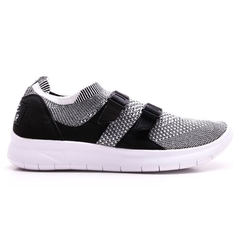 Nike Air Sock Racer Ultra Flyknit Grey Or Black nike s air sock racer ultra flyknit shoe black grey