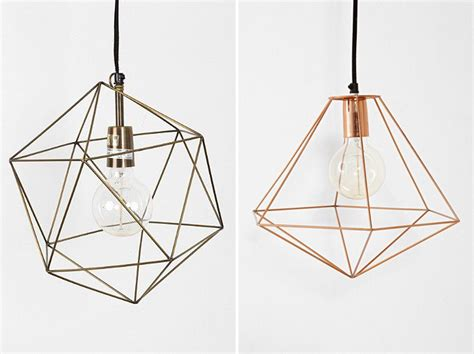 Diy Inspiration Geometric Lights Diy In Pdx Geometric Light Fixtures
